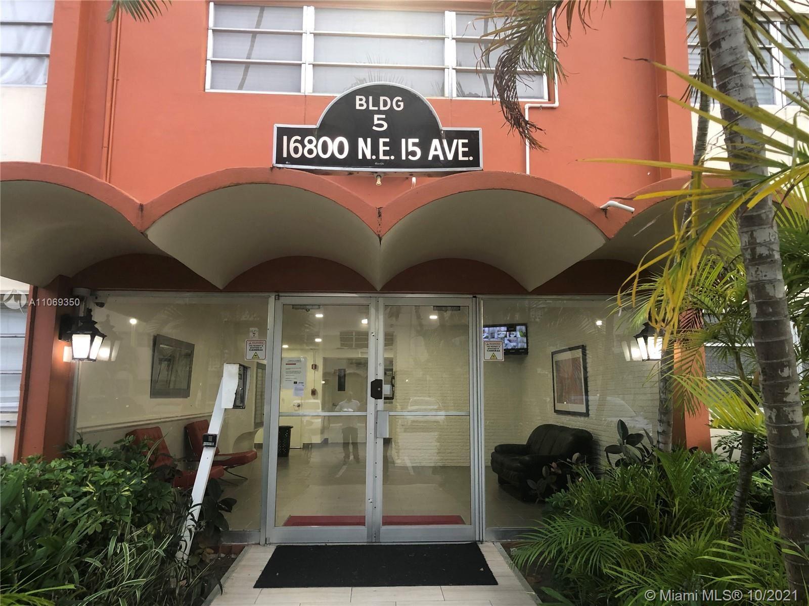 16800 NE 15th Ave #205, North Miami, FL 33162 - #: A11069350
