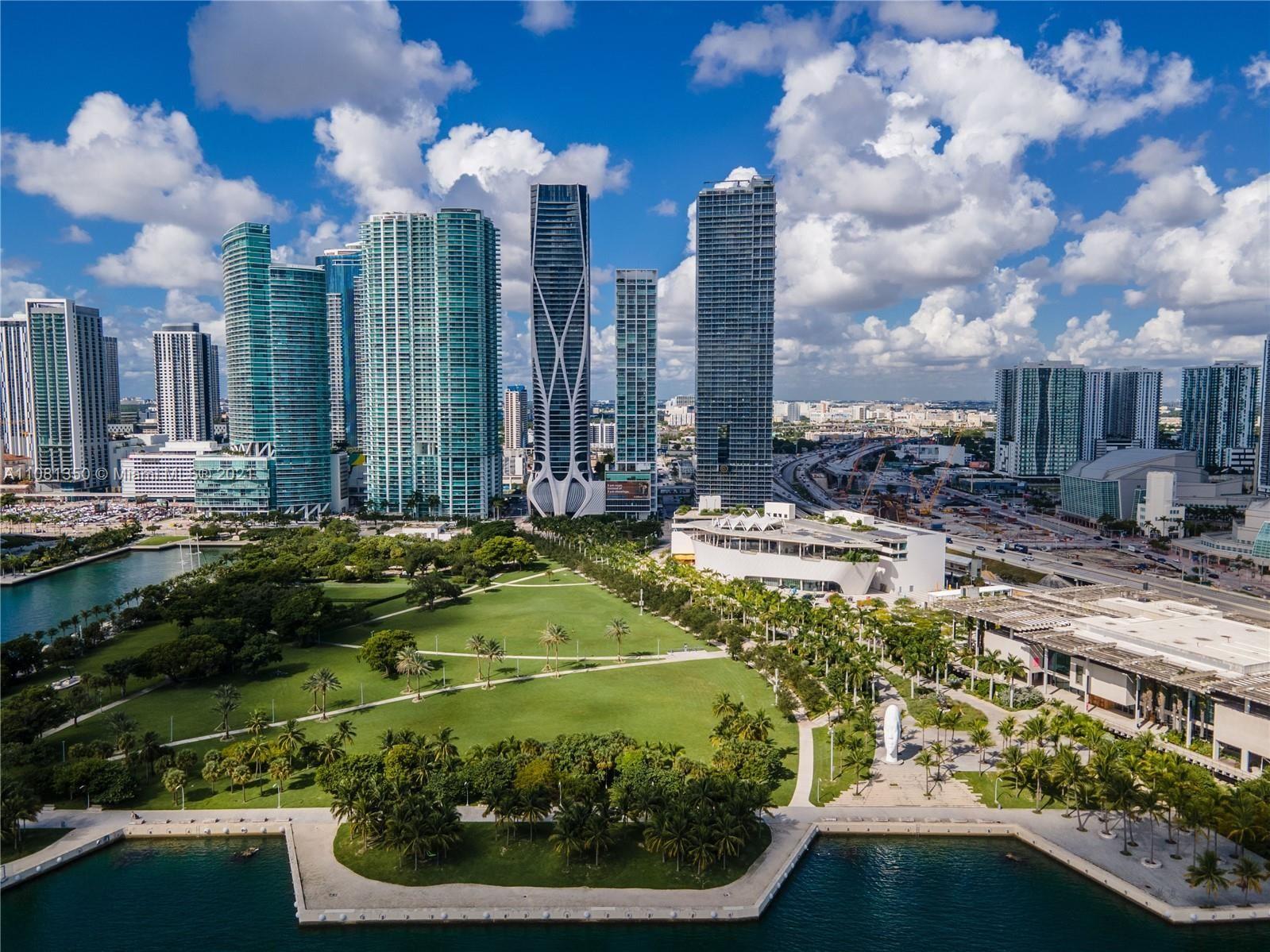1040 Biscayne Blvd #2403, Miami, FL 33132 - #: A11081350