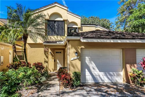 Photo of Listing MLS a10811351 in 9847 NW 1st Ct #9847 Plantation FL 33324