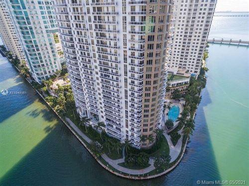 Photo of 901 Brickell Key Blvd #507, Miami, FL 33131 (MLS # A11043351)