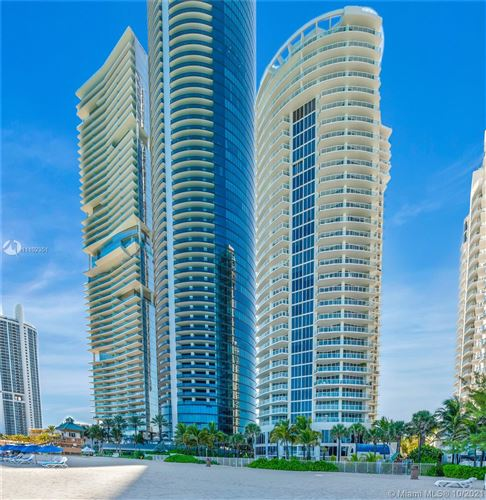 Photo of 18671 Collins Ave #2401, Sunny Isles Beach, FL 33160 (MLS # A11102351)