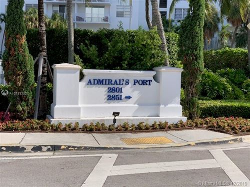 Photo of 2801 NE 183rd St #1409W, Aventura, FL 33160 (MLS # A10783352)