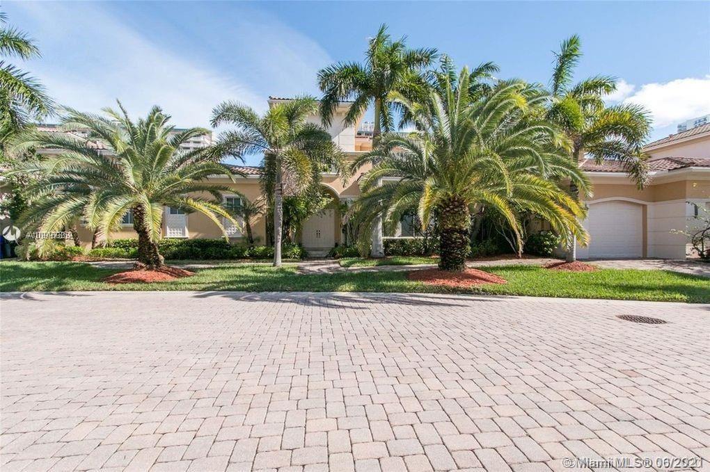 1445 Windjammer Way, Hollywood, FL 33019 - #: A10997352