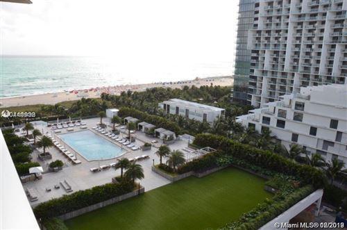 Photo of 2301 Collins Ave #1002, Miami Beach, FL 33139 (MLS # A10784353)