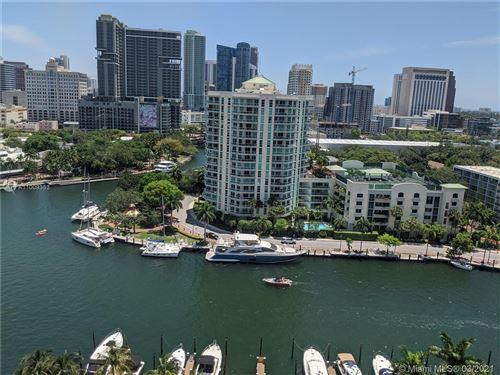 Photo of 610 W Las Olas Blvd #1618N, Fort Lauderdale, FL 33312 (MLS # A11009353)