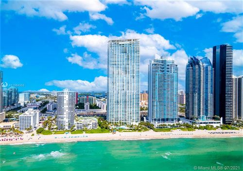 Photo of 16901 Collins Ave #2603, Sunny Isles Beach, FL 33160 (MLS # A11064353)