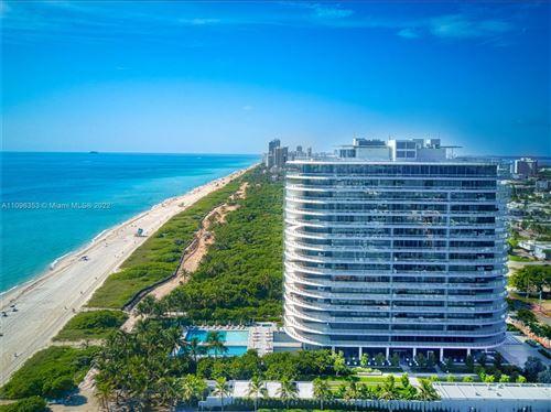 Photo of 8701 Collins Ave #601, Miami Beach, FL 33154 (MLS # A11096353)
