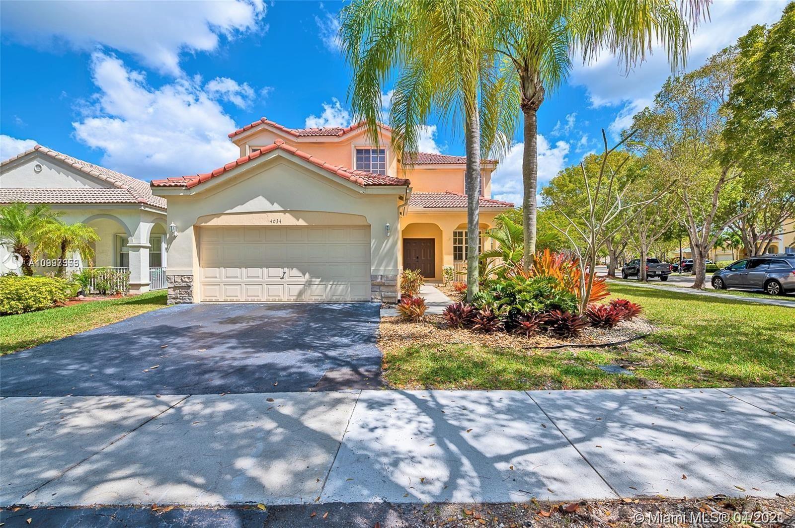 4034 Palm Pl, Weston, FL 33331 - #: A10993353