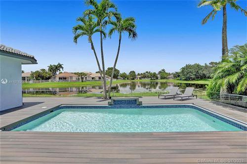 Photo of 2537 Jardin Ter, Weston, FL 33327 (MLS # A11076354)