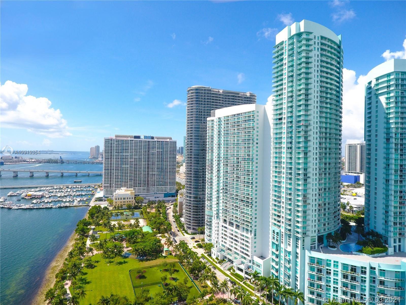 1800 N Bayshore Dr #614, Miami, FL 33132 - #: A10919354
