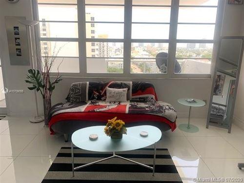 Photo of 100 Lincoln Rd #1509, Miami Beach, FL 33139 (MLS # A10709355)
