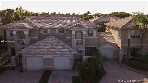 Photo of 17055 NW 23rd St, Pembroke Pines, FL 33028 (MLS # A10837355)