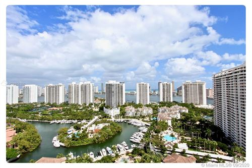 Photo of 1000 W Island Blvd #2709, Aventura, FL 33160 (MLS # A10925355)