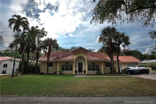 Photo of 5720 Michelangelo St, Coral Gables, FL 33146 (MLS # A10981355)