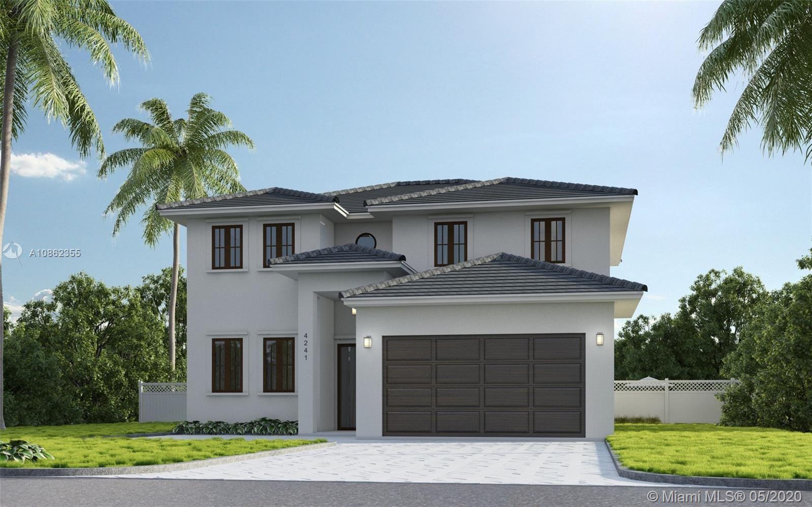 4241 SW 85th Ave, Miami, FL 33155 - #: A10862355