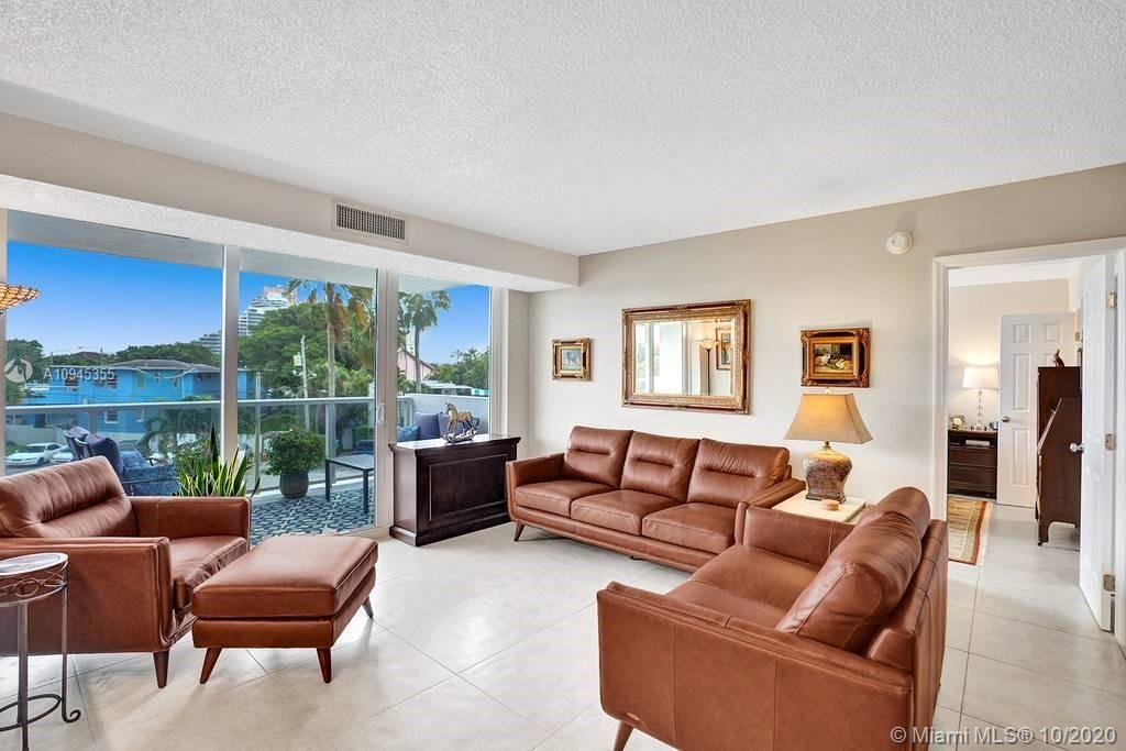 Photo of 2701 N Ocean Blvd #2D, Fort Lauderdale, FL 33308 (MLS # A10945355)