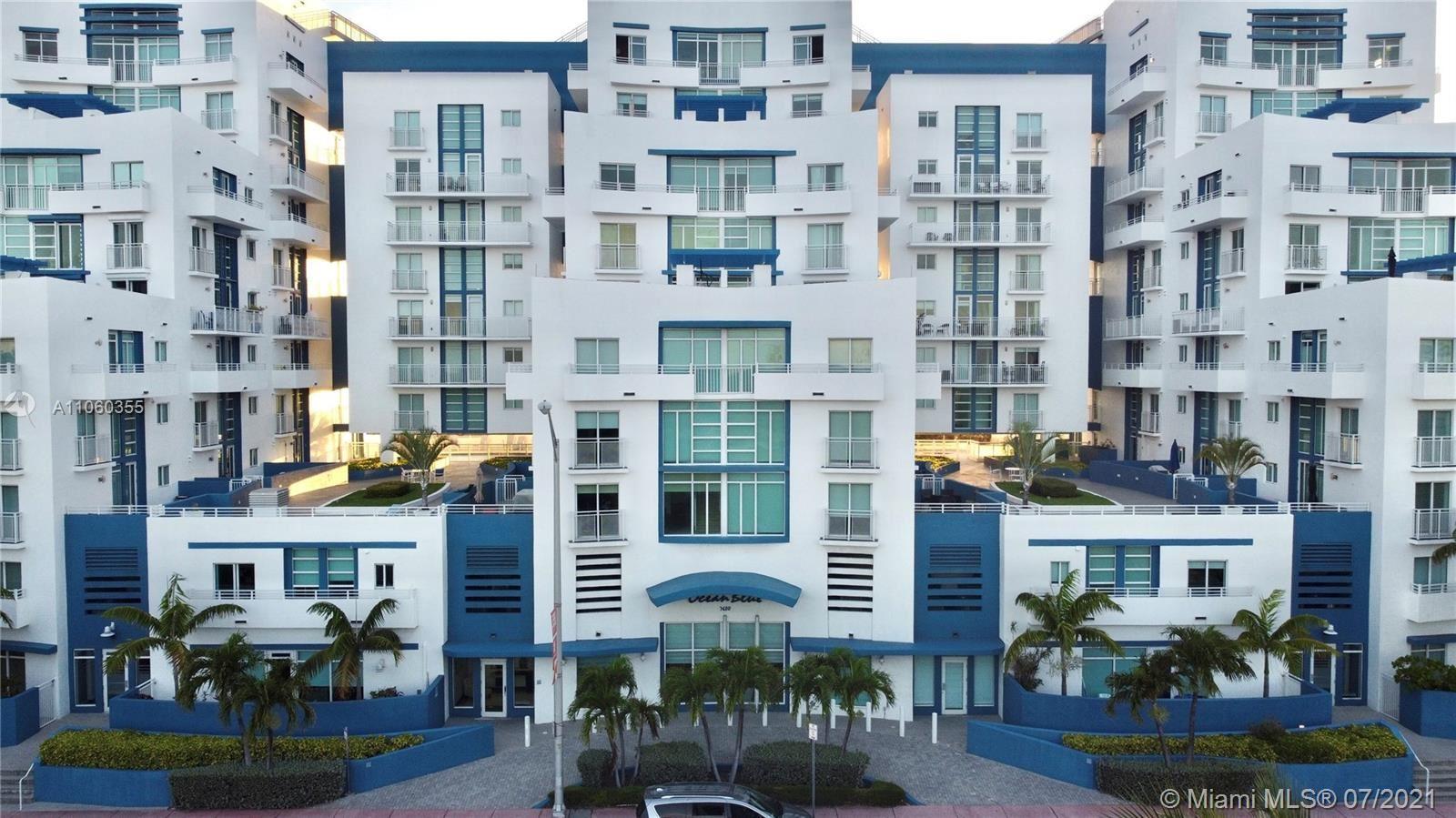 7600 Collins Ave #1205, Miami Beach, FL 33141 - #: A11060355