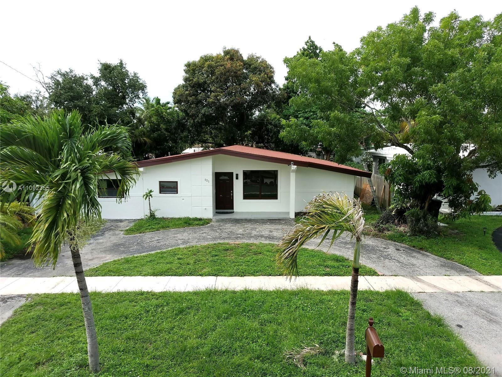 521 NE 175th St, North Miami Beach, FL 33162 - #: A11092355