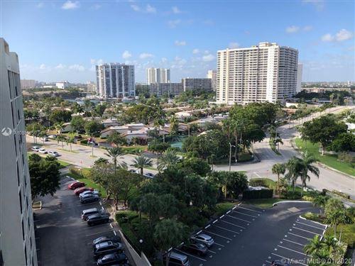 Foto de inmueble con direccion 600 Parkview Dr #1101 Hallandale Beach Beach FL 33009 con MLS A10801356