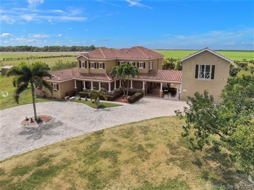 Photo of Listing MLS a10834356 in 35850 SW 218th Ave Homestead FL 33034