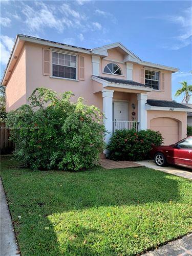 Photo of 9917 SW 117th Pl #9917, Miami, FL 33186 (MLS # A11100356)