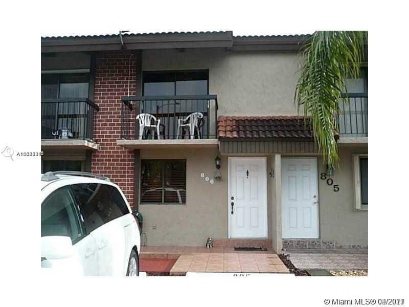 Photo of 1907 SW 107th Ave #806, Miami, FL 33165 (MLS # A11026356)