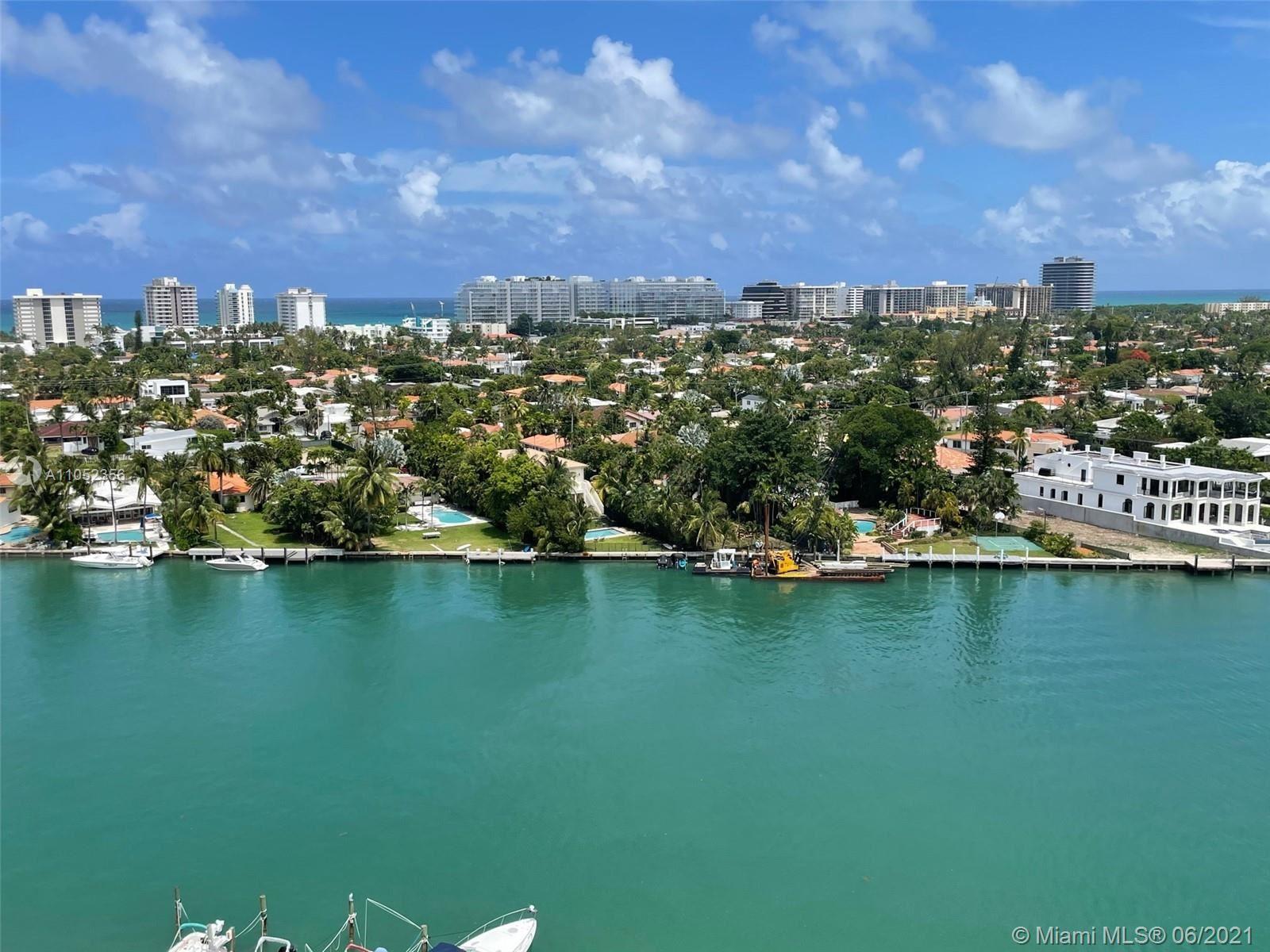 9100 W Bay Harbor Dr #11C, Bay Harbor Islands, FL 33154 - #: A11052356
