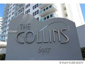 Foto de inmueble con direccion 6917 Collins Ave #422 Miami Beach FL 33141 con MLS A10709357