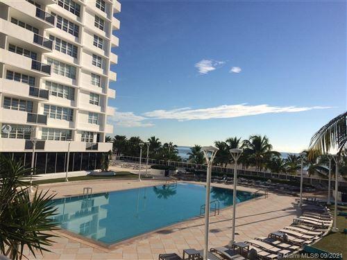 Photo of 100 Lincoln Rd #521, Miami Beach, FL 33139 (MLS # A11100357)