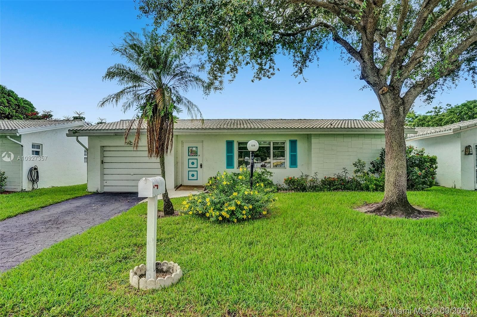 1270 NW 82nd Ave, Plantation, FL 33322 - #: A10927357