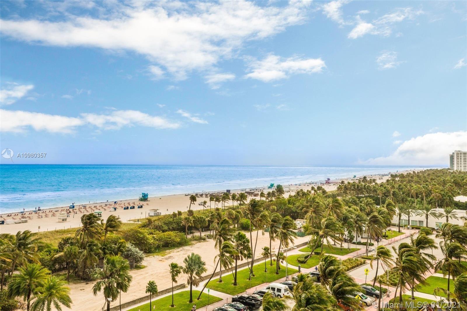 2201 Collins Ave #814, Miami Beach, FL 33139 - #: A10980357