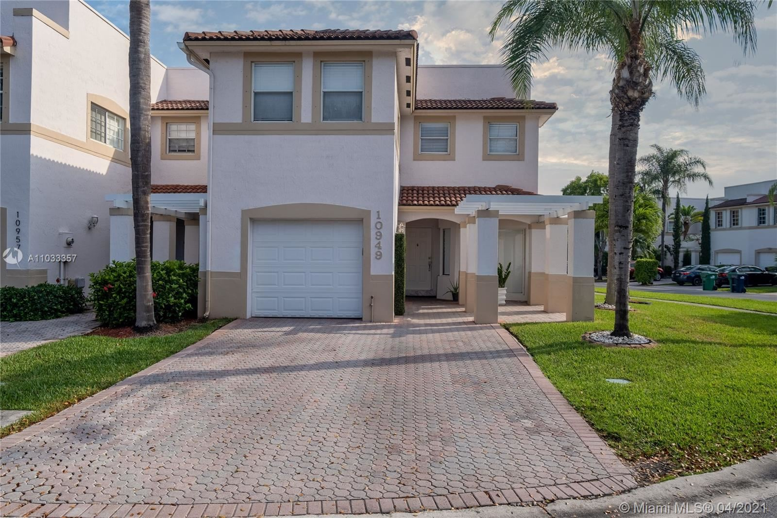 10949 NW 62nd Ter #10949, Doral, FL 33178 - #: A11033357
