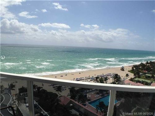 Photo of 18001 Collins Ave #1011, Sunny Isles Beach, FL 33160 (MLS # A10230358)