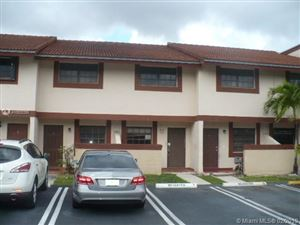 Photo of 13225 SW 58th Ter #17-7, Miami, FL 33183 (MLS # A10620358)