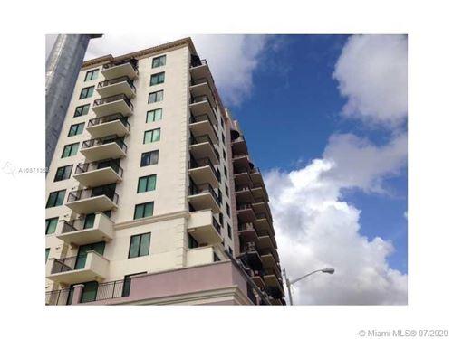 Photo of 1300 Ponce De Leon Blvd #710, Coral Gables, FL 33134 (MLS # A10871358)