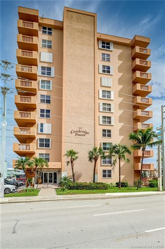 Photo of 1601 S Ocean Dr #205, Hollywood, FL 33019 (MLS # A10946358)