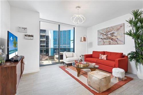 Photo of 1000 Brickell Plz #4605, Miami, FL 33131 (MLS # A10950358)