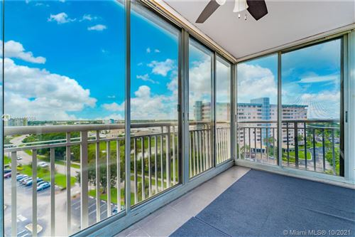 Photo of 3800 Hillcrest Dr #923, Hollywood, FL 33021 (MLS # A11106358)