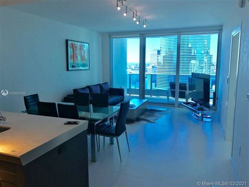 Photo of 200 Biscayne Boulevard Way #3610, Miami, FL 33131 (MLS # A10865359)
