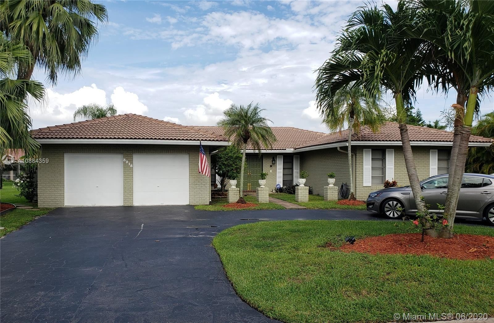 3215 NW 114th Ln, Coral Springs, FL 33065 - #: A10884359
