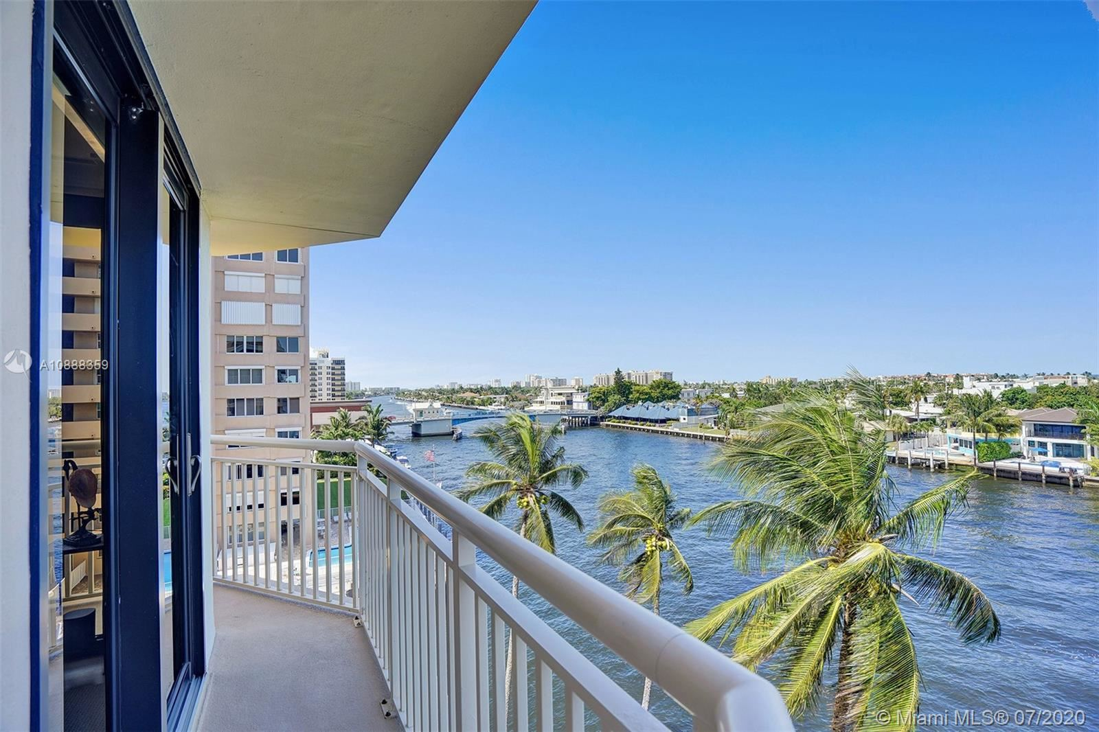 Photo of 3100 NE 48th St #512, Fort Lauderdale, FL 33308 (MLS # A10888359)
