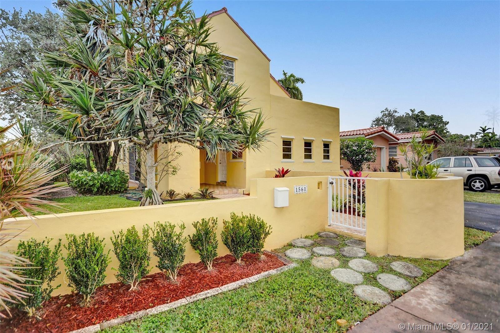 1561 Saragossa Ave, Coral Gables, FL 33134 - #: A10984359