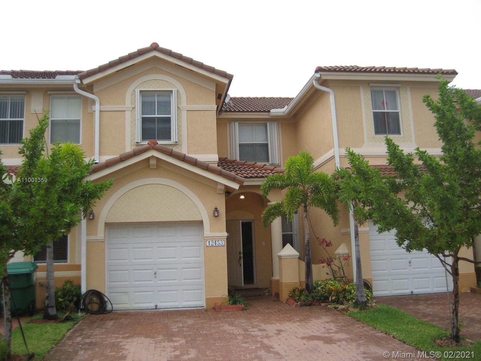 12453 SW 125 TE, Miami, FL 33186 - #: A11001359