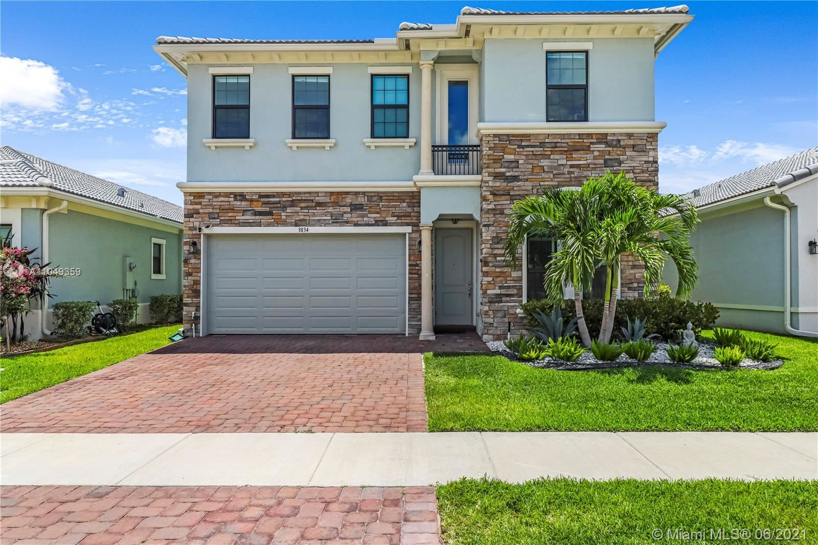 3834 NW 89th Way, Coral Springs, FL 33065 - #: A11049359
