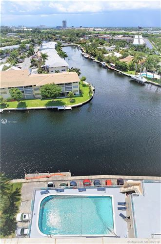 Photo of Listing MLS a10725360 in 437 Golden Isles Dr #14J Hallandale FL 33009