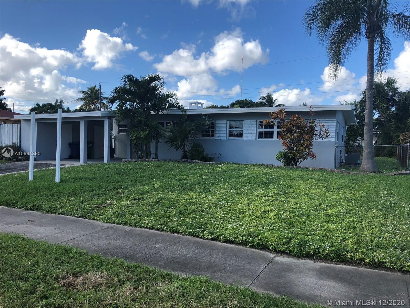 101 NW 193rd St, Miami Gardens, FL 33169 - #: A10964360
