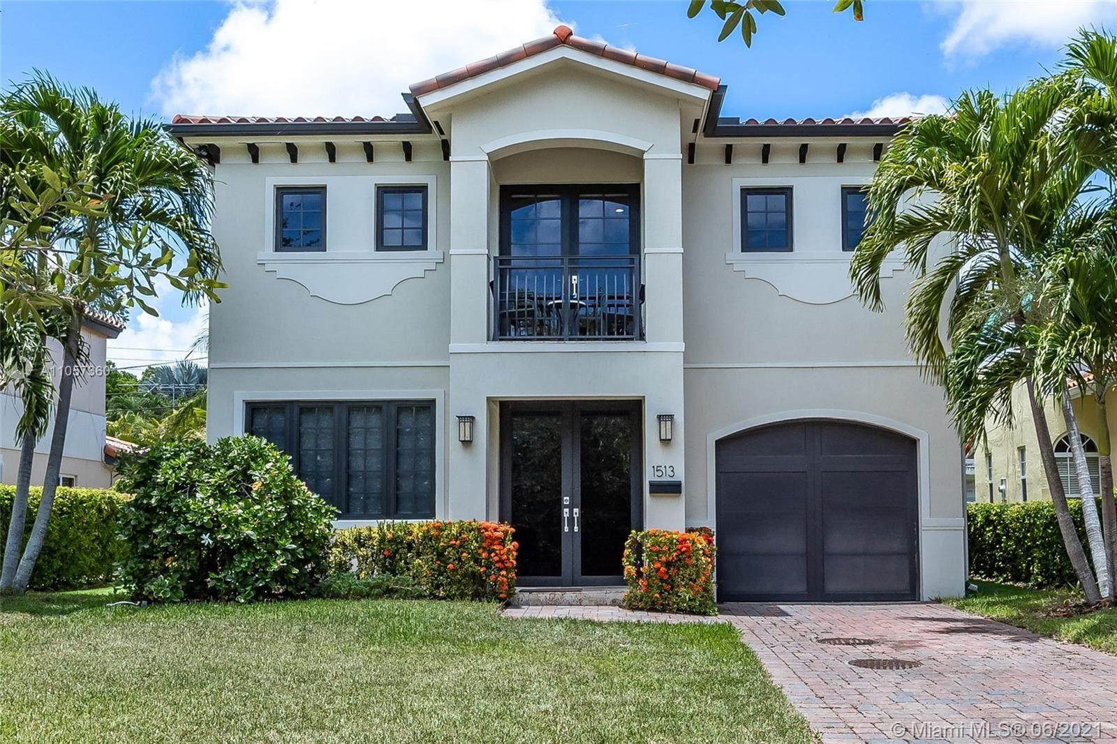 1513 Algardi Ave, Coral Gables, FL 33146 - #: A11057360