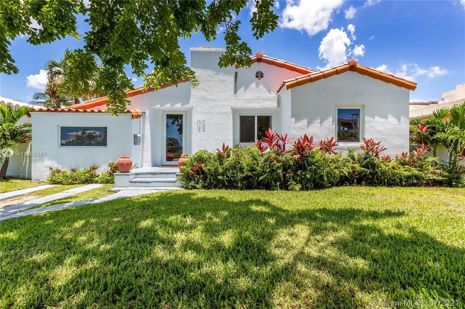 Photo of 1615 Bay Dr, Miami Beach, FL 33141 (MLS # A11066360)