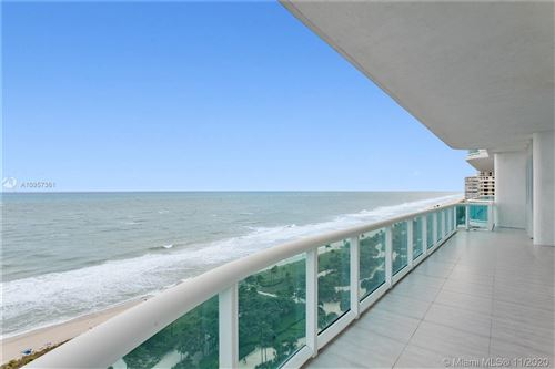 Photo of 10101 Collins Ave #15E, Bal Harbour, FL 33154 (MLS # A10957361)