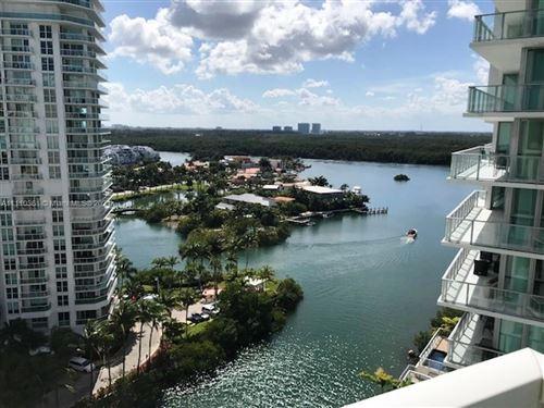 Photo of 250 Sunny Isles Blvd #3-1604, Sunny Isles Beach, FL 33160 (MLS # A11110361)